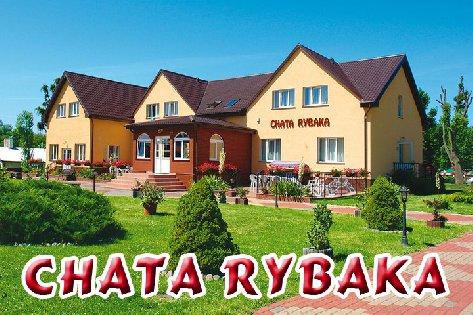 """Pensjonat """"Chata Rybaka"""""""